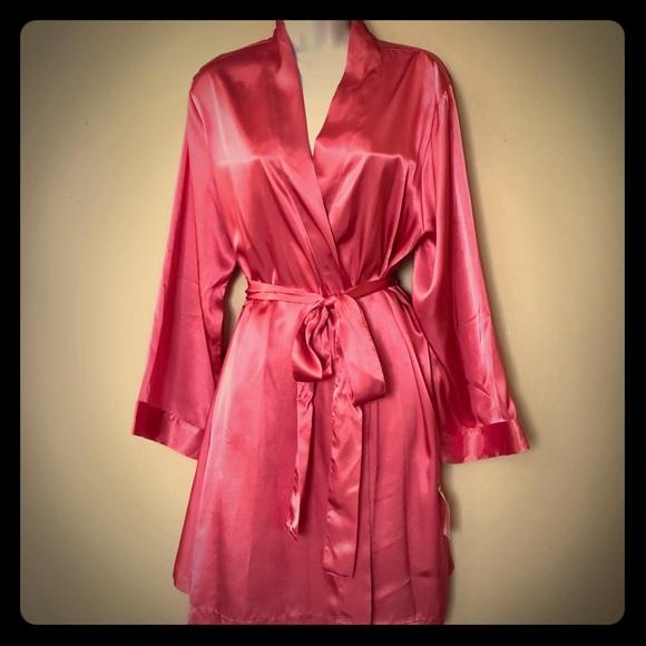 3196df7c72 NWT Morgan Taylor Intimates Kimono Style Robe L